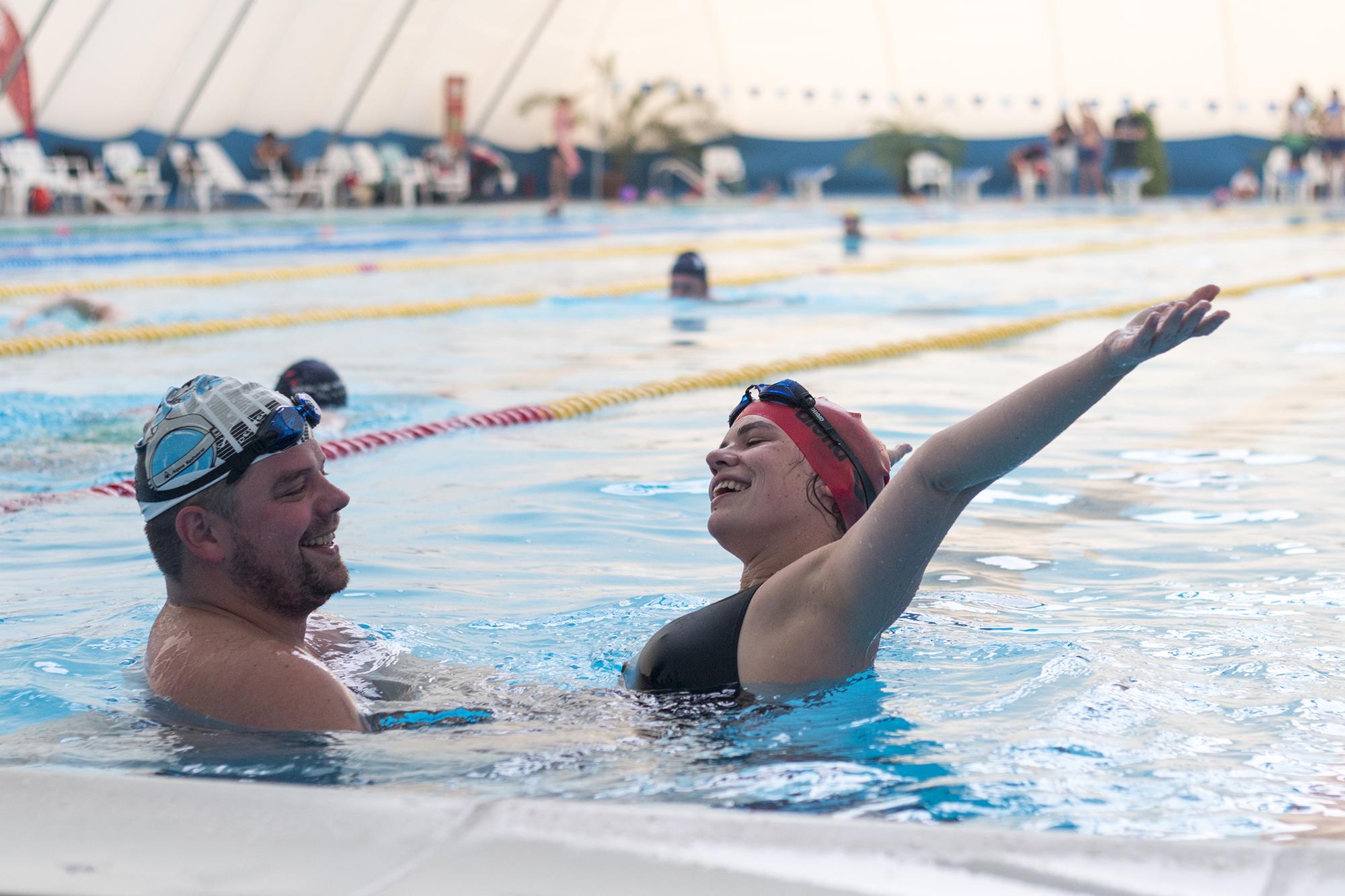 Sărbătoarea înotului 2018